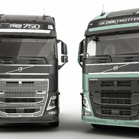 VOLVO FH 2013 collection