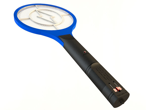 Mosquito Racket Zapper