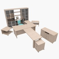office furniture 3d model