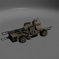 SkyGuard Anti Aircraft