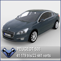 midpoly peugeot 508 3ds