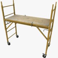 scaffold s 3d max
