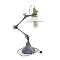Subway Breeze Retro Industrial Lamp 07