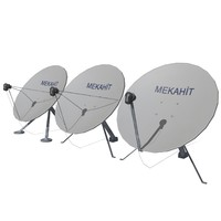 3d satellite dish mc-01