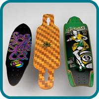maya longboard decks
