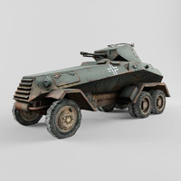 sdkfz sd kfz 3d 3ds