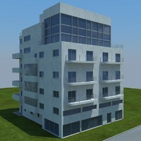 3ds max buildings 7