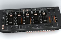 3d model of behringer nox 1010