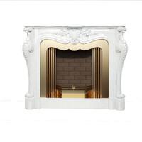 3d fireplace miles fleur 1730