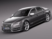 c4d 2014 sedan luxury