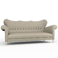 peppino sofa 3d model