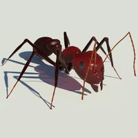 3ds max ant
