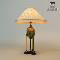 3d model provasi night lamp