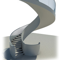 Spiral Stairs 2