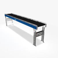 Conveyor- Zipline (Belted Zero Pressure DC Conveyor) BZPDC