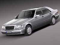 3ds sedan mercedes mercedes-benz luxury