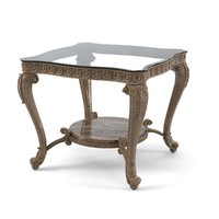 schnadig regency table 3ds