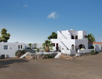 villa architectural house 3d model