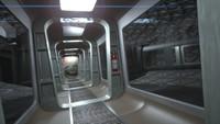 Umbilical corridor