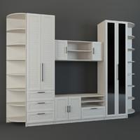 maya wall unit