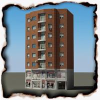 building 77 3d 3ds