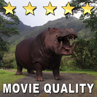 maya movie hippopotamus