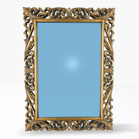 Antique mirror32011