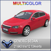 "Generic Sedan ""Monsun"