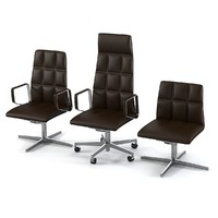 3d walter knoll leadchair