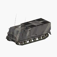 MLRS M270