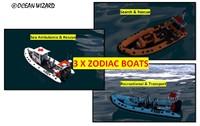 zodiac boat blend