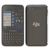 3d blackberry q5 black model
