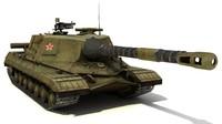 object 268 3d model