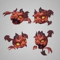 3d ma micro demon