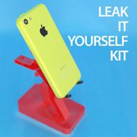 free kit leak 3d model