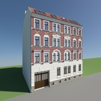 max historical facade