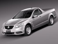 3d 2013 2014 pickup holden model