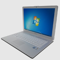 3d classic dell inspiron laptop