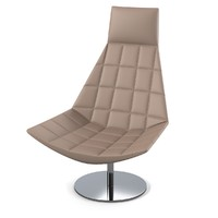 kastel kayak chair 3d max