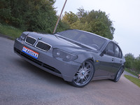 obj bmw 7 series