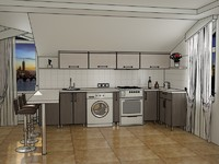 kitchen interior max