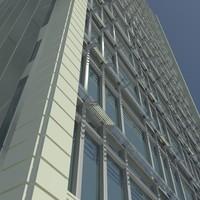 3ds skyscraper 18 story