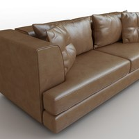 leather sofa ds-41 3d max