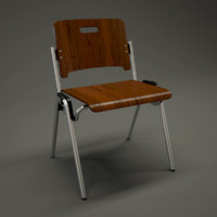 staccato chair dwg