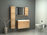 Bathroom Scene 3