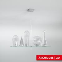 x ceiling lamp