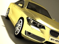 3d m2 2014 coupe model