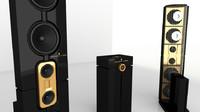 3d steinway speakers