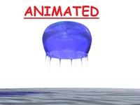3d jellyfish