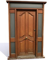 3d photo realistic door model